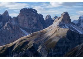 意大利阿尔卑斯山的清晨_9654260