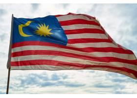 国旗马来西亚蓝波国家_1006833