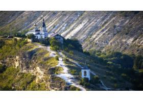 圣母玛利亚诞生教堂位于摩尔多瓦特布耶尼的_11175590