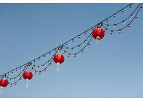 天上的中国灯笼_2991909