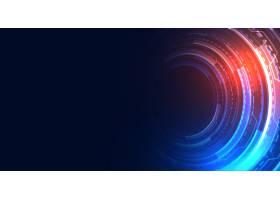 未来科技HUD风格概念背景设计_10016587