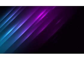 闪亮的灯光线条效果背景壁纸设计_9835930