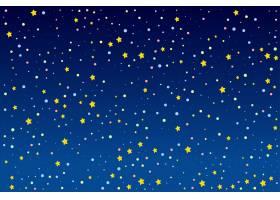 星光璀璨的背景设计_5934975