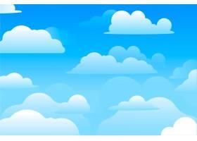 天空视频会议的背景_9427922