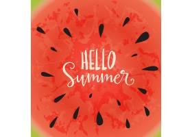 夏季背景设计_1051019