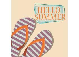夏季背景设计_1068318