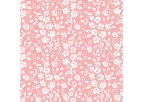 花朵无缝图案背景背景纹理优雅_4328360