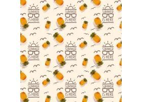 热带水果的夏季模式_2325608