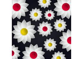矢量花卉插图设计_2563985
