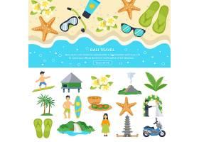 概念巴厘岛旅游_3887376