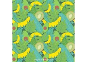 不同水果的热带夏季模式_2211508
