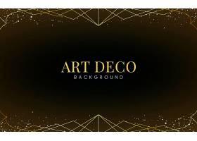 极小的装饰艺术墙纸装饰金色闪闪发光_3594516