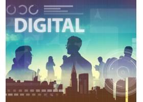 计算机网络数字连接技术概念_2830645