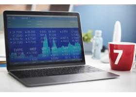 证券交易所数据投资工作场所概念_2861616