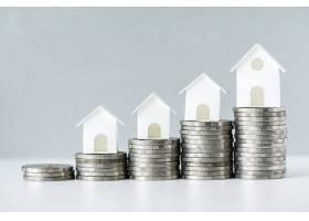 提高抵押贷款利率概念的宏观镜头_2767197