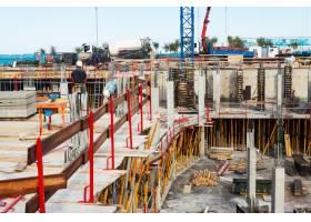 建造新的混凝土房屋_1329529