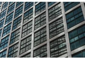日本商务区的现代摩天大楼_12396176