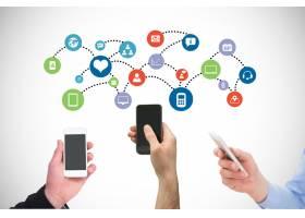 智能手机与其应用程序共享信息_902737