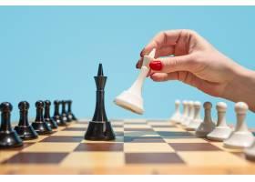 棋盘和游戏的经营理念和竞争理念_8923869