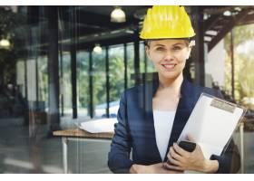 女商人建筑师工程师建筑设计理念_2911121