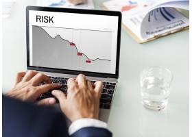 图表业务财务投资风险词_2765736