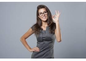 优雅的年轻女商人你自己的生意会给你带来_12652457