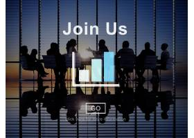 加入我们招聘在线科技网站的概念_2830629