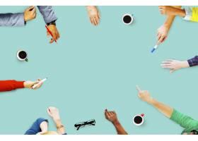 会议沟通规划业务人员概念_2791456