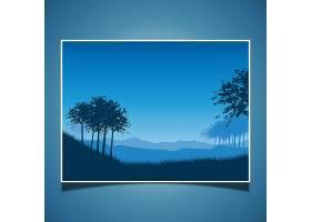 夜景中的风景_893218