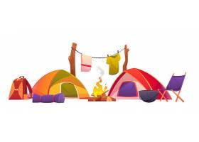 野营和徒步旅行设备帐篷和成套工具_7743521