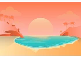 适合缩放的夏季景观_9007565