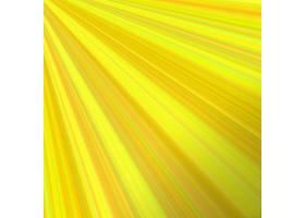 黄色抽象阳光背景设计来自左上角光线的矢_1195196