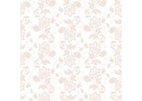 矢量花卉无缝图案背景背景纹理优雅古典_1283354