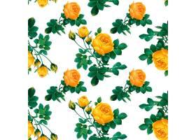花卉图案背景_3854512