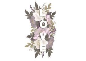 花卉剪贴画的t恤印花_6166615