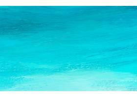 青色抽象亚克力笔触纹理背景_4034276