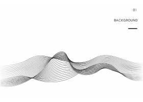 数据可视化动态波型矢量_3226769