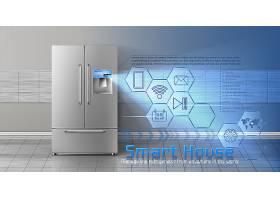 智能家居物联网无线数字技术管理和控制_3090628