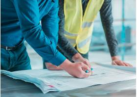 工人检出项目的建筑平面图_5542932