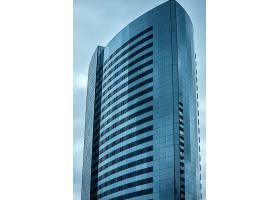 城市中的摩天大楼商务楼_8269149