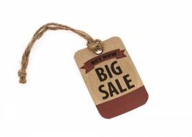 销售优惠券优惠券标签复古风格_1007718