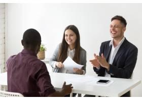 非洲应聘者在求职面试中让人力资源部发笑_3939787