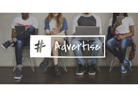 广告宣传消费者广告图标_2833206