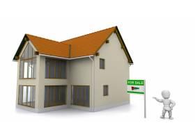 展示房产的房地产经纪人_918625