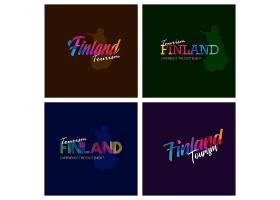 芬兰旅游局排版标志背景集_2184846