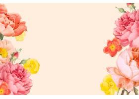 花卉设计背景_4168418
