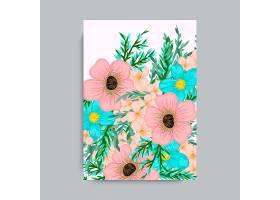 花框五颜六色的花朵_3055267