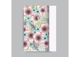 花框五颜六色的花朵_3088443