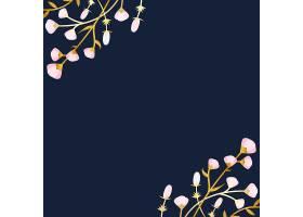 夏季花卉背景_3594129
