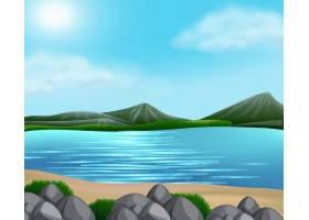 美丽的自然景观_4228043